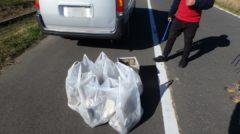 釣り人はゴミを拾うのが義務